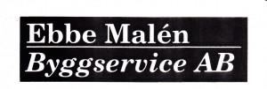 Ebbe Malen Byggservice