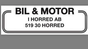 bil_o_motor
